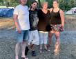 Conny, Shay, Piet en Emily