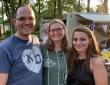 Pieter, Carli en Tulane