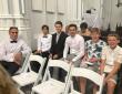 Klaar voor de ceremonie