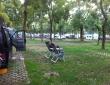 Dure, vieze en saaie camping bij Milano