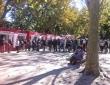 Lange rijen bij de Giardini voor de Biënnale-tickets