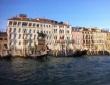 San Marco - bizarre foto vanaf de vaporetto