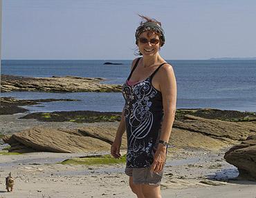 Het strand van Quiberon